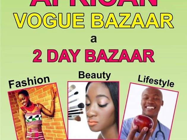 African Vogue Bazaar | 13-14 June