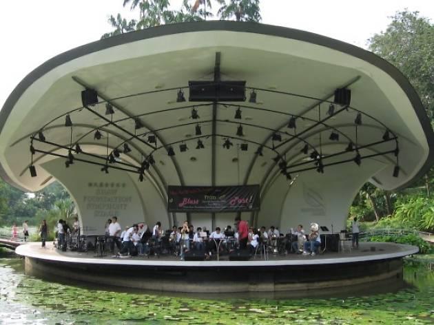 Shaw Foundation Symphony Stage