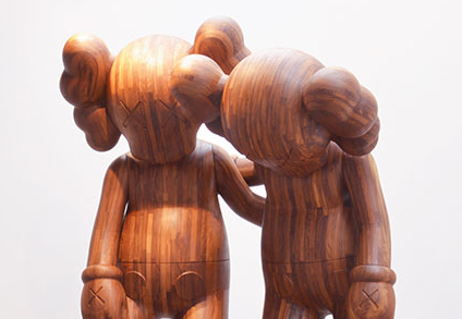 """KAWS: ALONG THE WAY"""