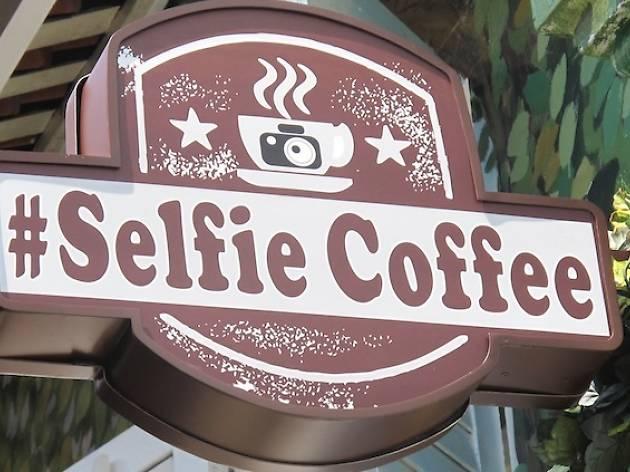 Selfie Coffee2