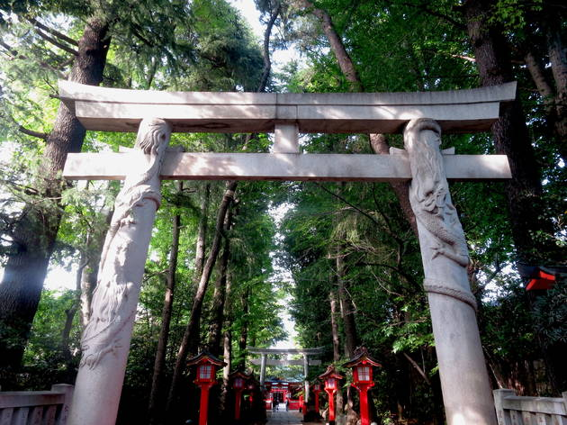 Soryu 'Double Dragon' Torii   Time Out Tokyo