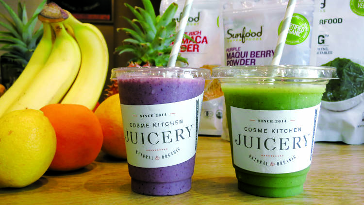 Cosme Kitchen Juicery | Time Out Tokyo