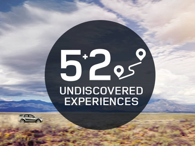 Land Rover – 52 Undiscovered Experiences