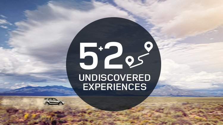 Advertorial: Land Rover – 52 Undiscovered Experiences