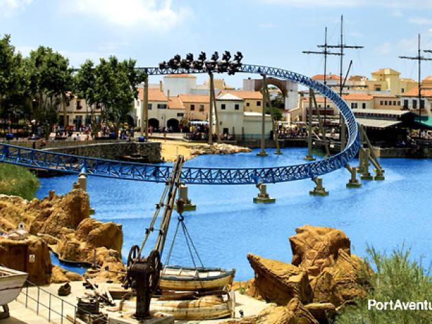 PortAventura Day Trip from Barcelona