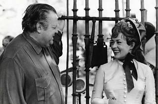 Retrato de Orson Welles + Una història immortal