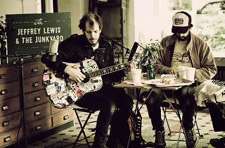 Jeffrey Lewis festival Folk You