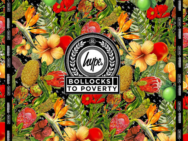 Hype x Bollocks to Poverty Launch Party