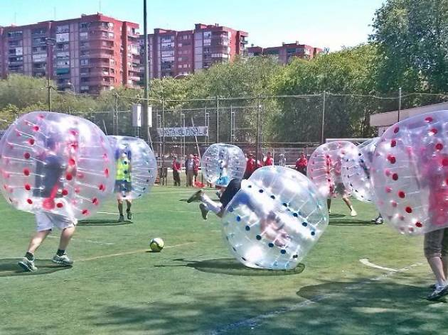 Bubble Fútbol