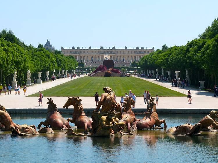 Sous le soleil •Château de Versailles