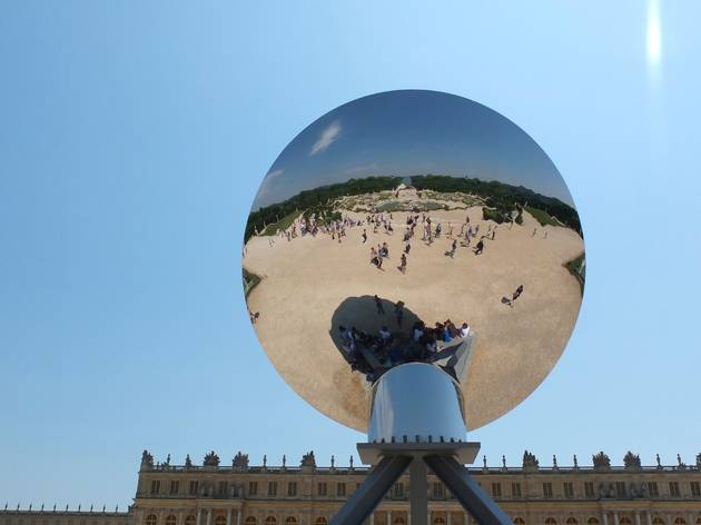 (Anish Kapoor, 'Sky Mirror' / Photo : © TB / Time Out)