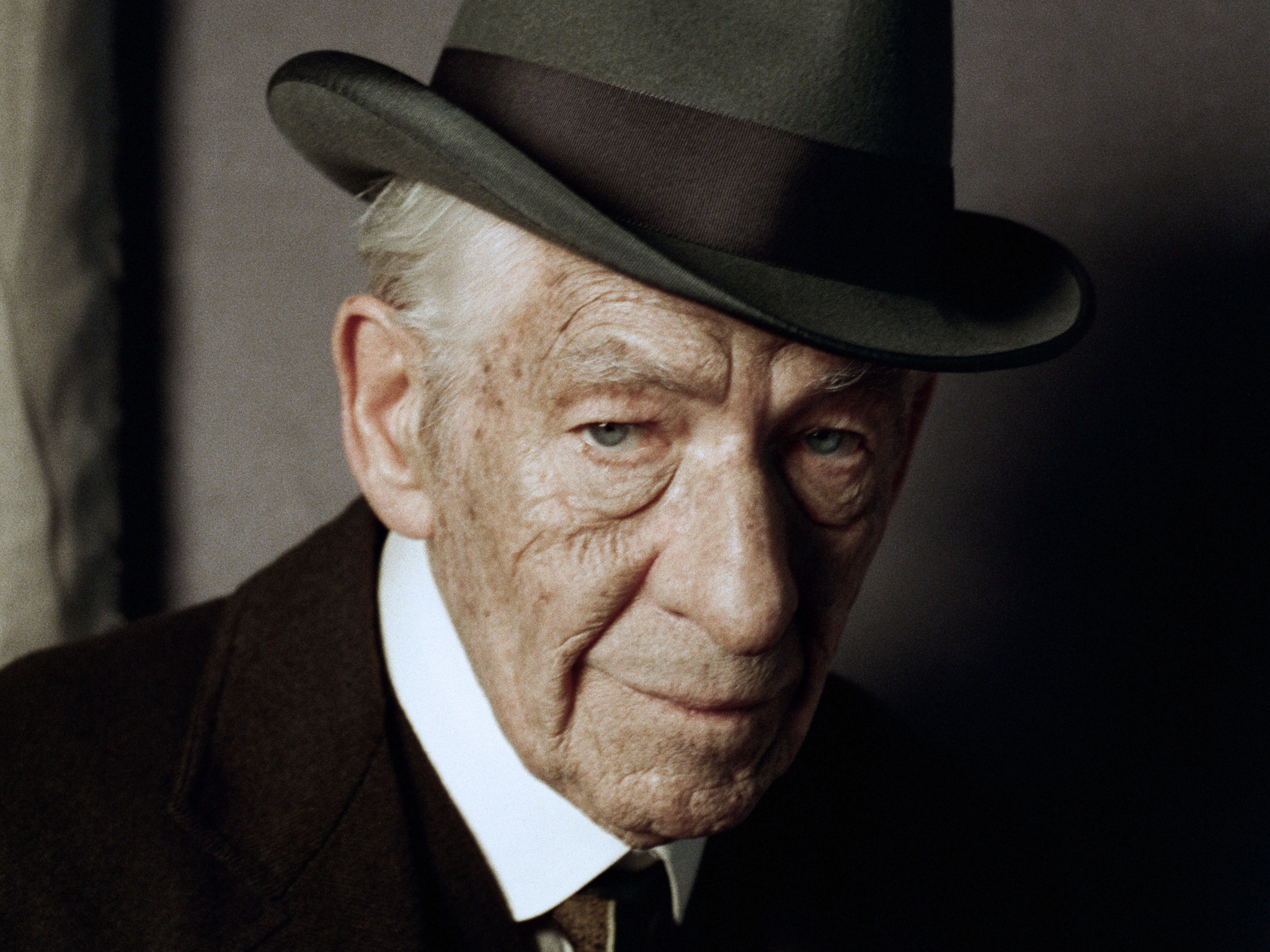 Sir Ian McKellen on bringing an aged Sherlock to the big screen for 'Mr Holmes'