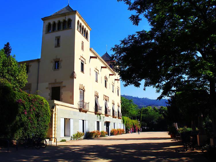 Palau dels marquesos de Sentmenat