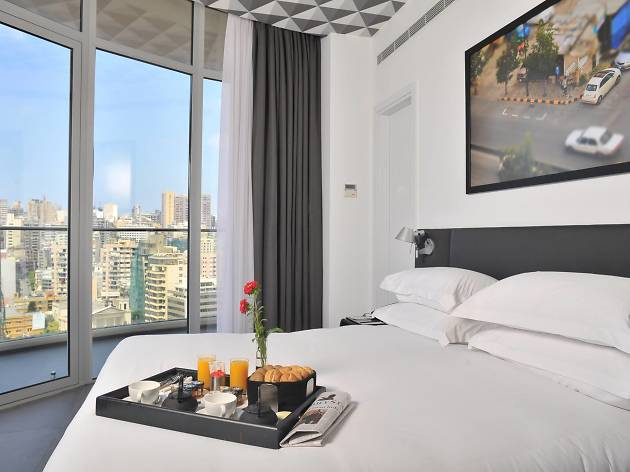 The Smallville Hotel, Hotels, Beirut