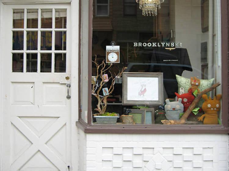 Découvertes locales chez Brooklynski
