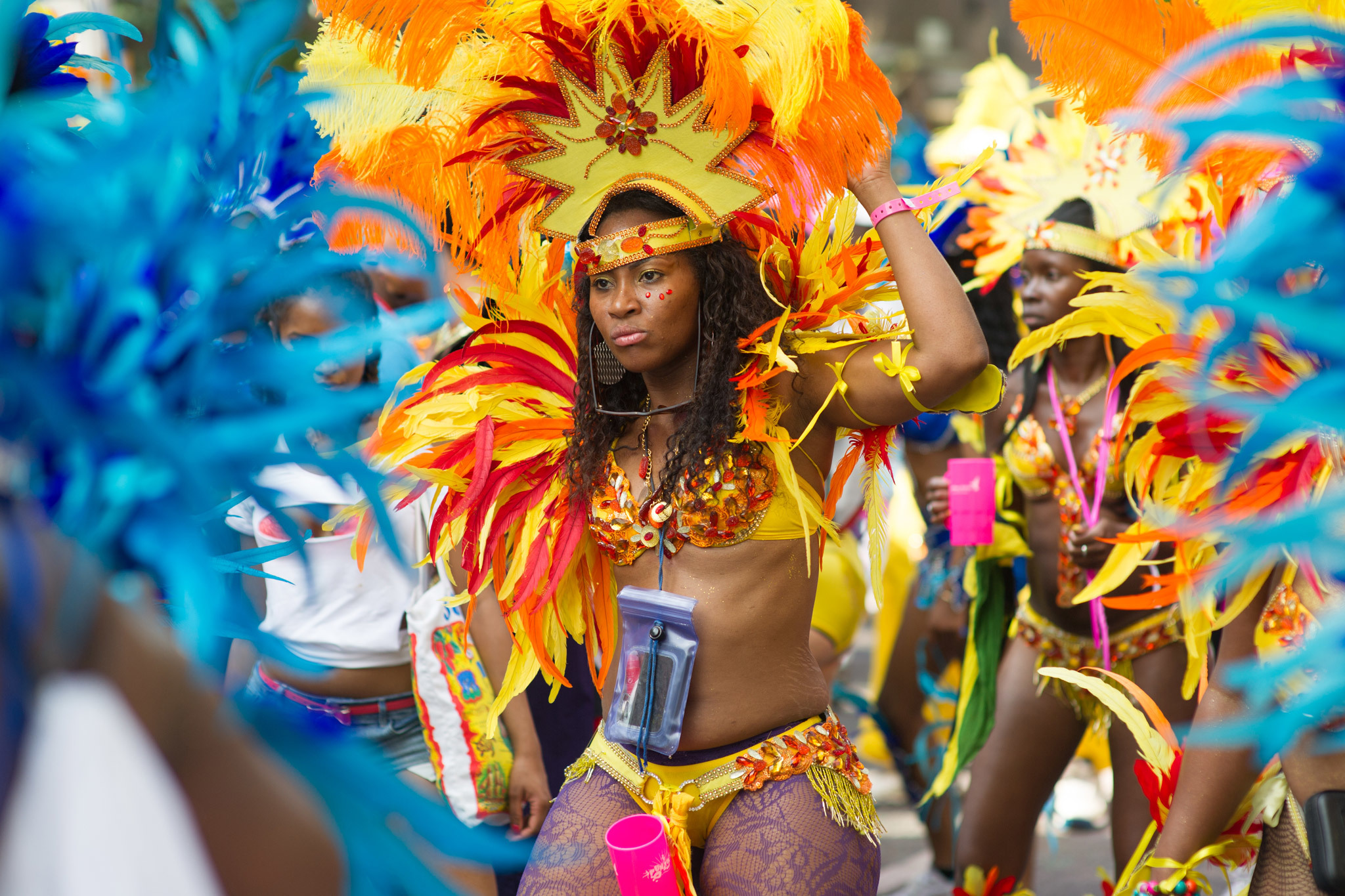 Download your Carnival map