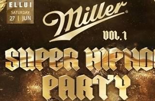 2015 Miller Super Hiphop Party