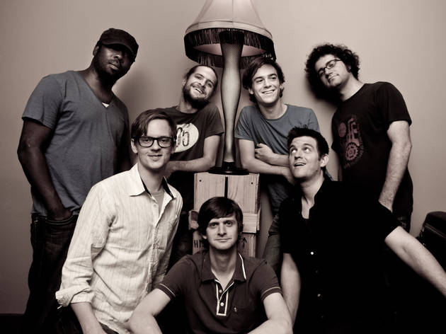 Downtown Sound: Snarky Puppy + Third Coast Percussion