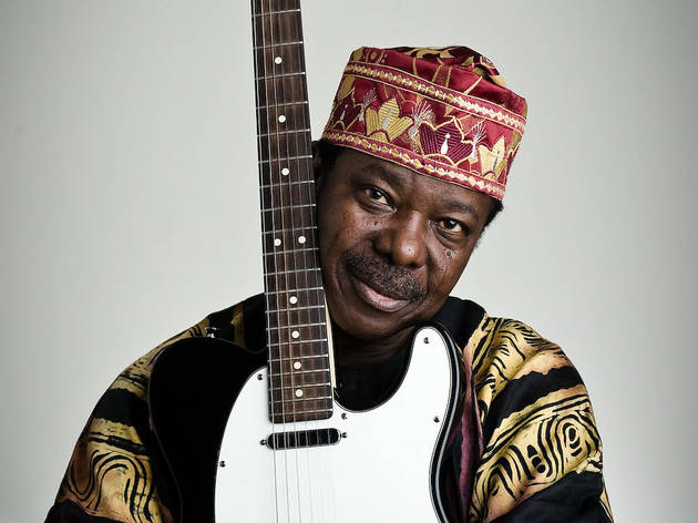 King Sunny Adé + Ugochi & The Afro Soul Ensemble