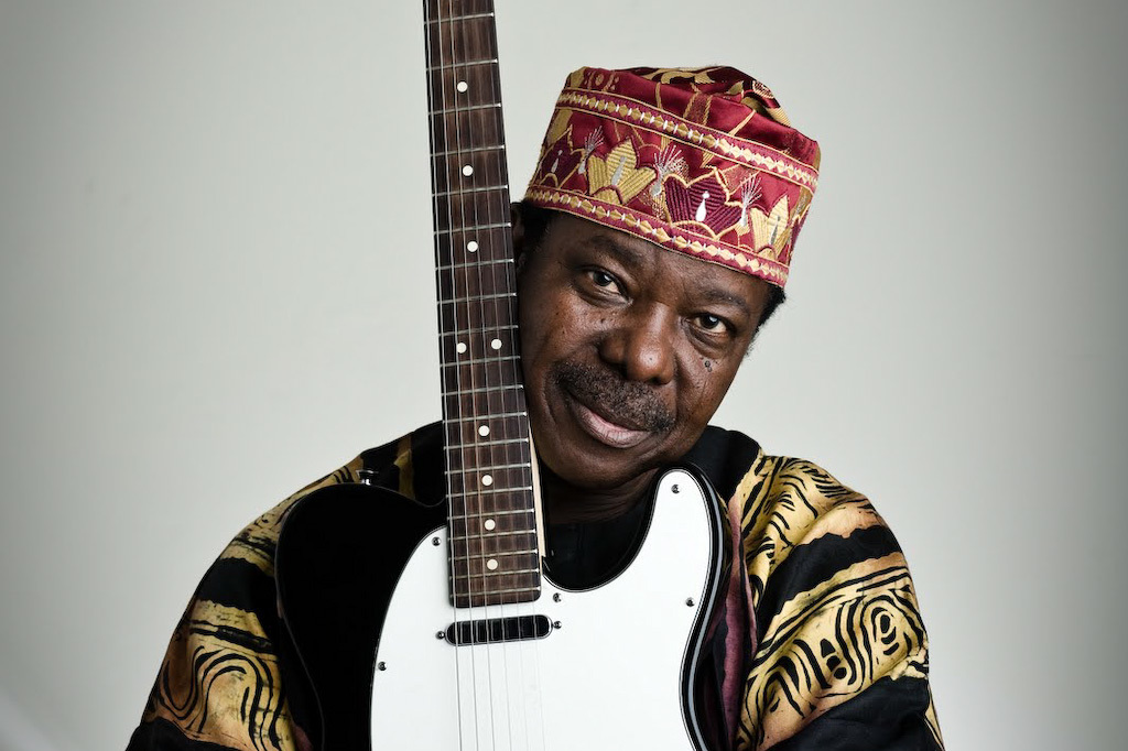 Downtown Sound: Sierra Leone's Refugee All Stars + Mathew Tembo