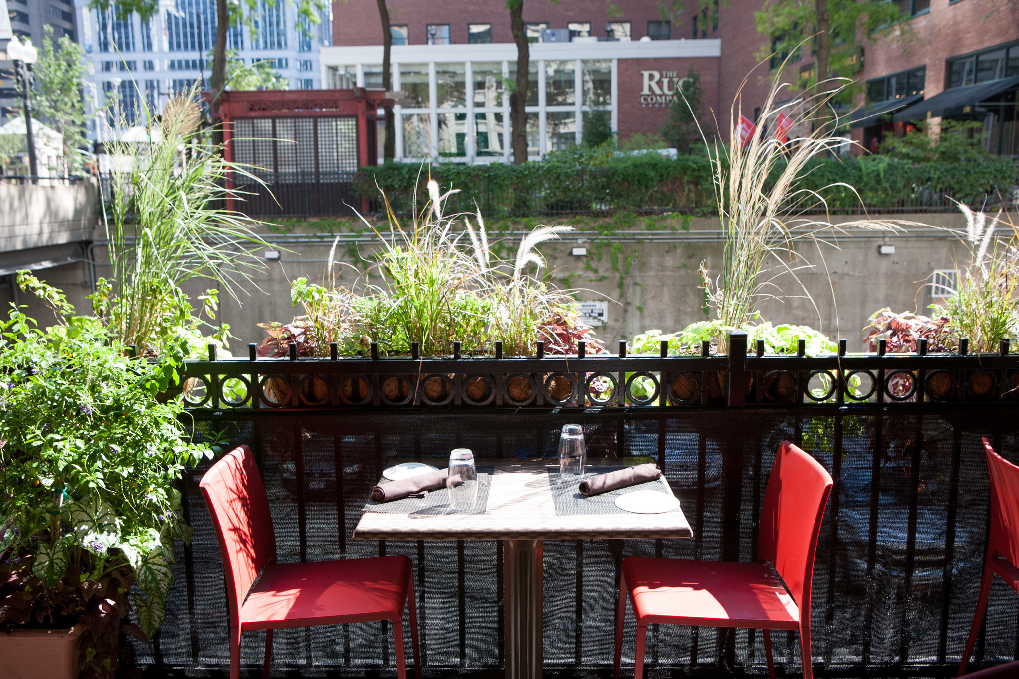 The best outdoor restaurants in Chicago