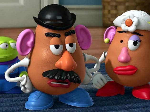 Señor y Señora cara de papa (Foto: Cortesía Disney)