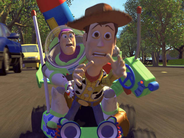 toy story 20 años