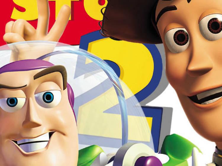 Toy Story 2 (John Lasseter, Ash Brannon y Lee Unkrich, 1999)