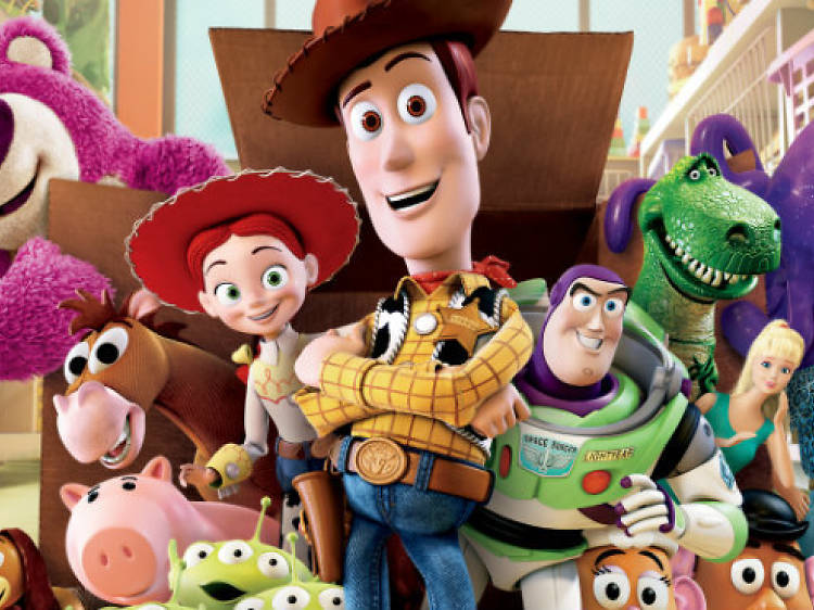Toy Story 3 (Lee Unkrich, 2010)