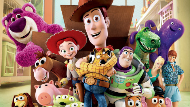 Toy Story 3 (Lee Unkrich, 2010)
