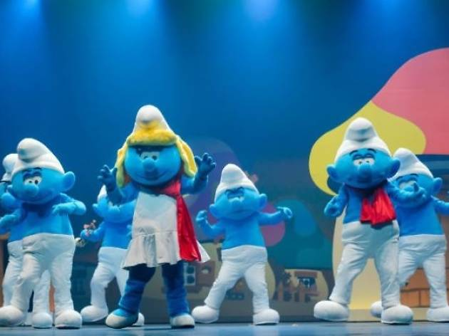 The Smurfs Live on Stage: Smurfs Save Spring
