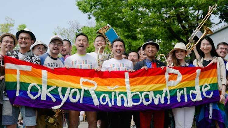 Tokyo Rainbow Pride | Time Out Tokyo