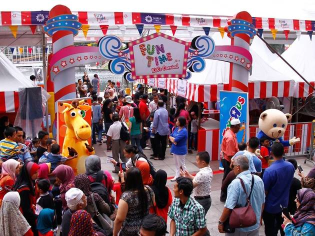 Fun Time Kids Carnival