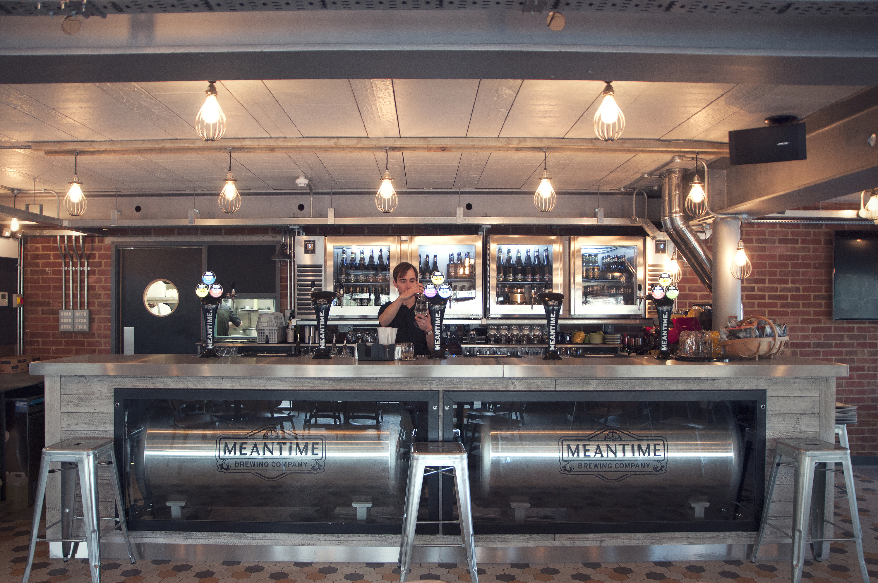 Meantime Brewery Tour