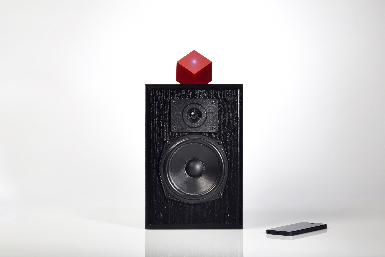 The Vamp speaker adaptor