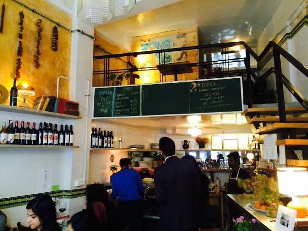 Motto, Restaurant and cafés, Beirut