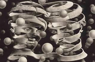 MC Escher, Bond of Union