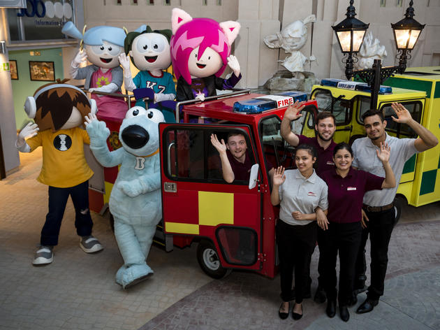 Learn how the grown-up world works at KidZania