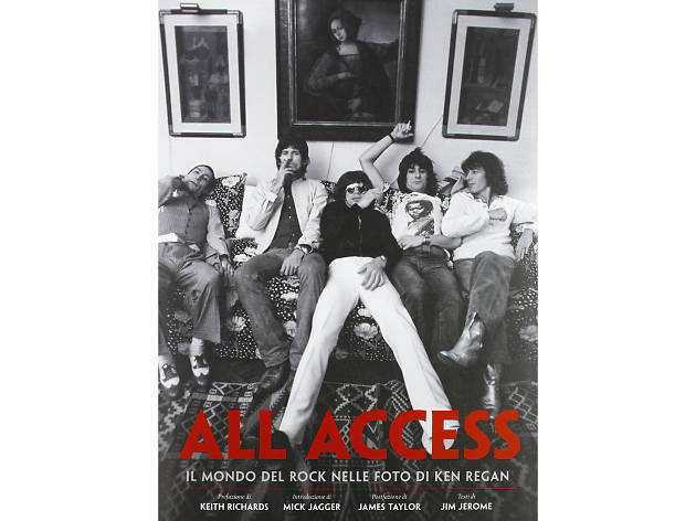 <All Access> by Ken Regan