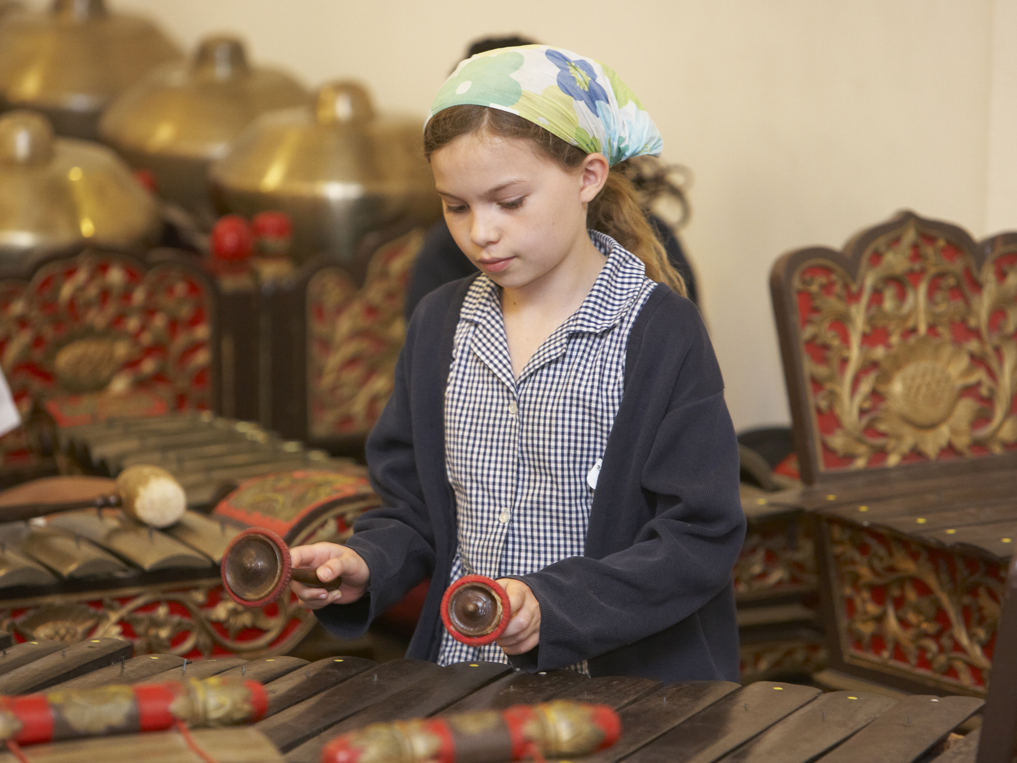 101 things to do with kids in London, Gamelan Sessions, Southbank Centre