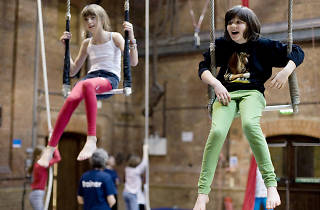 Circus Space, Youth Circus
