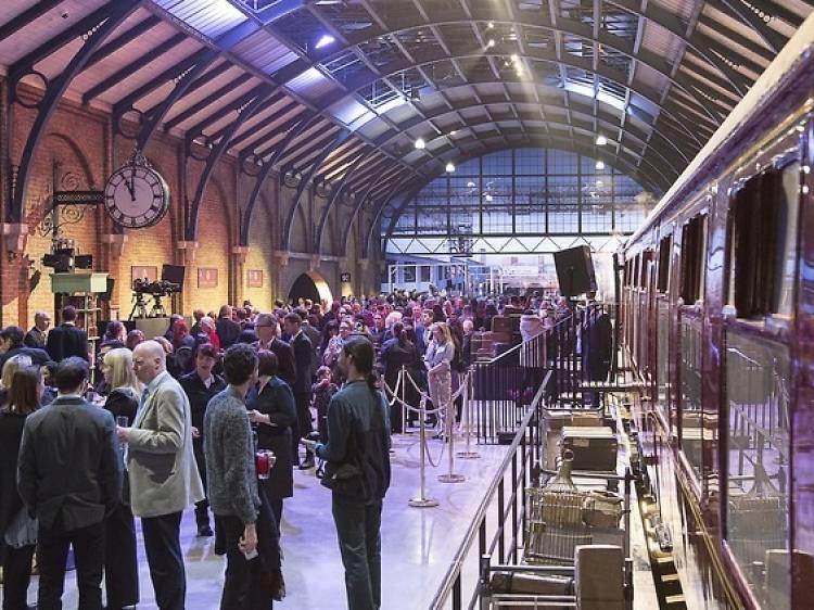 Board the Hogwarts Express at Warner Bros Studio