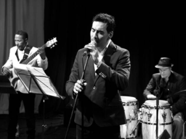 III Festival Internacional del Bolero: Yuro Leyva & Javier Massó