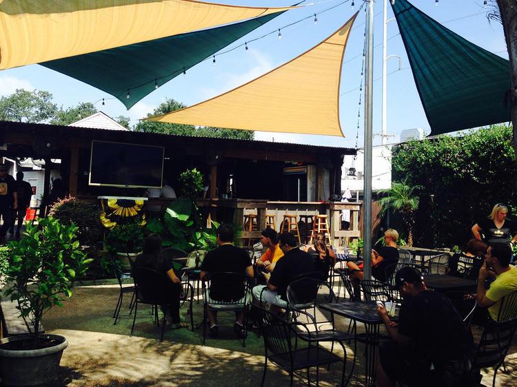 Bayou Beer Garden, New Orleans
