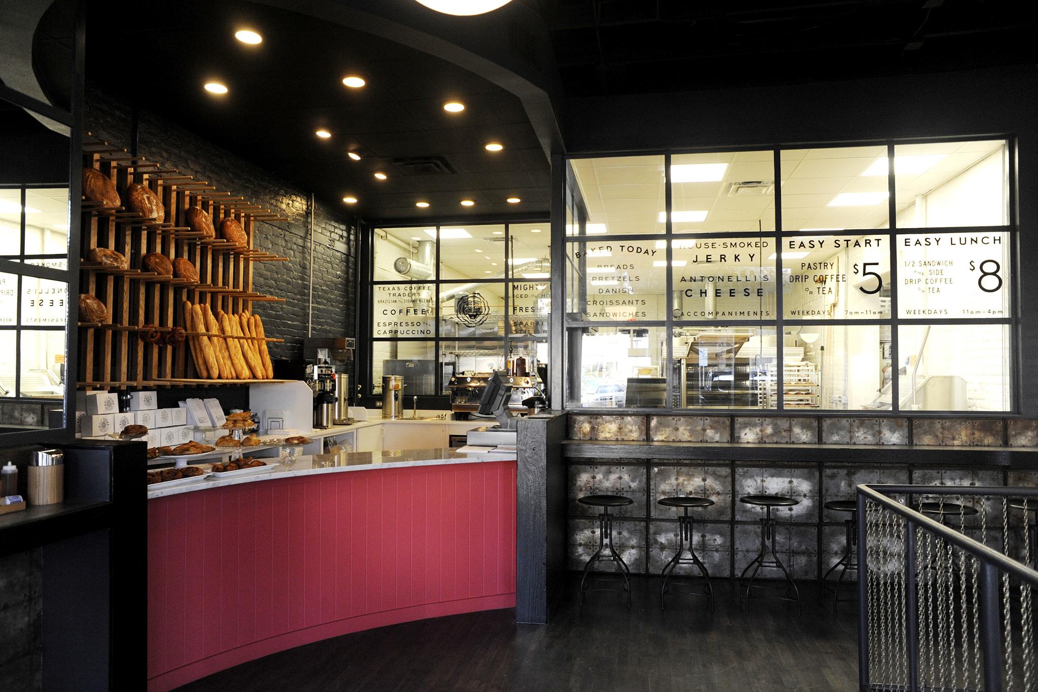 Easy Tiger Bake Shop & Beer Garden, Austin