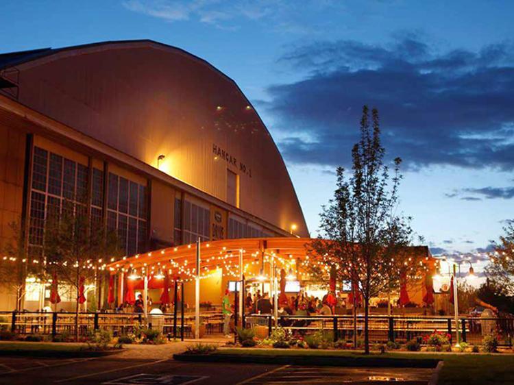 Lowry Beer Garden, Denver