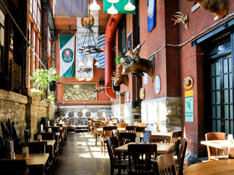 The Rathskeller, Indianapolis