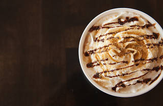 Chicago Grind is a newly opened coffee shop in Chicago.