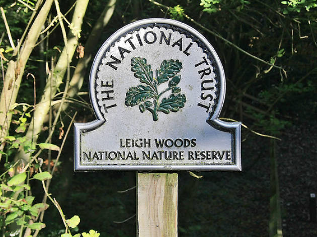 Five National Trust attractions near Bristol