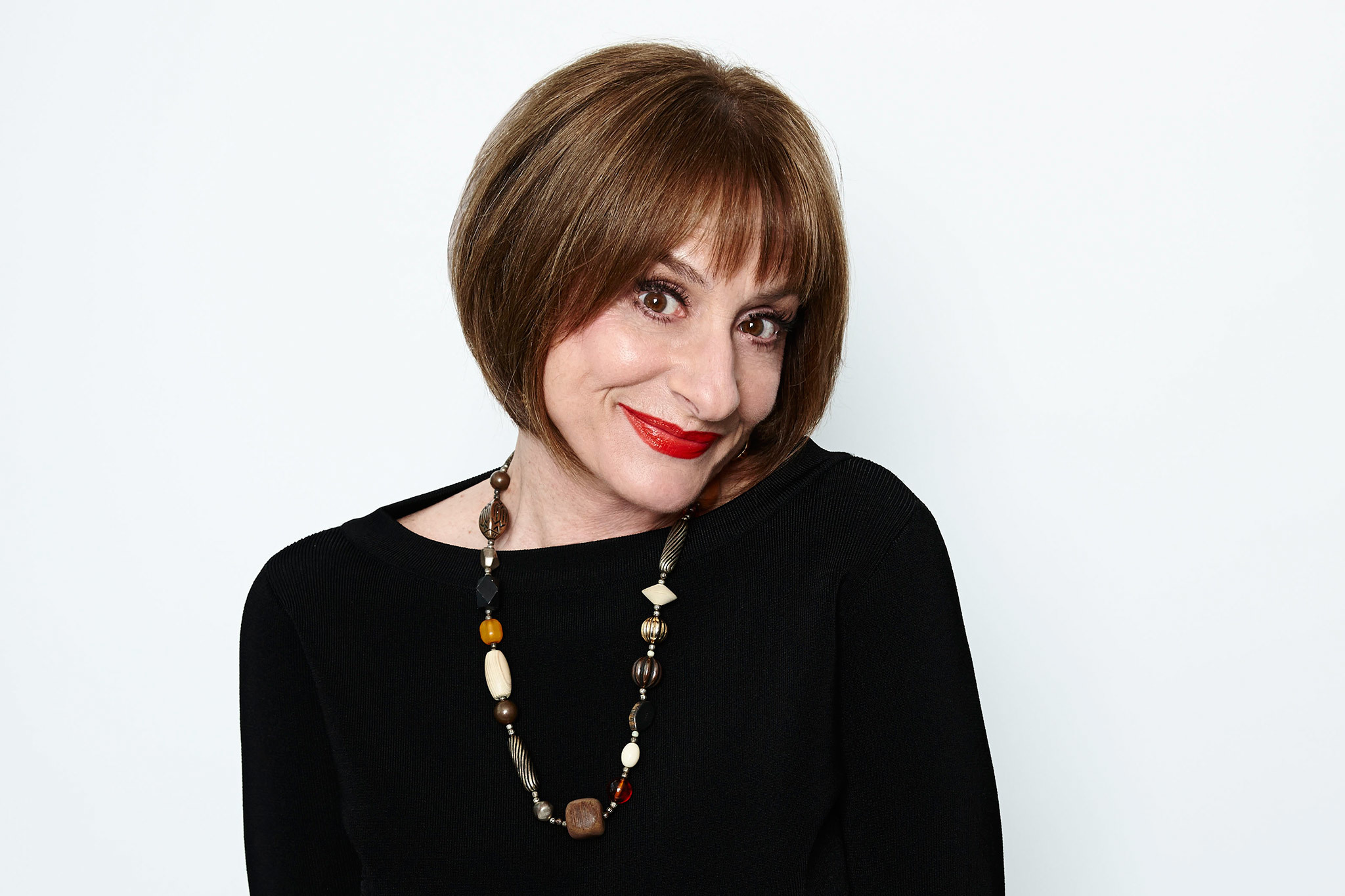 Patti LuPone talks about life as a drama queen on Broadway